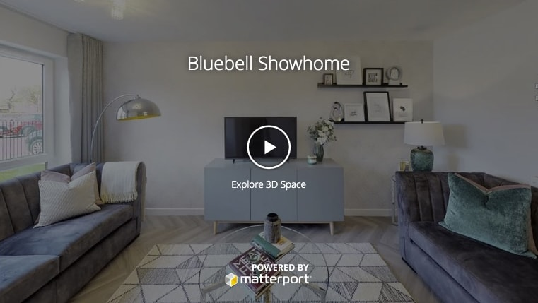 Bluebell Showhome tour