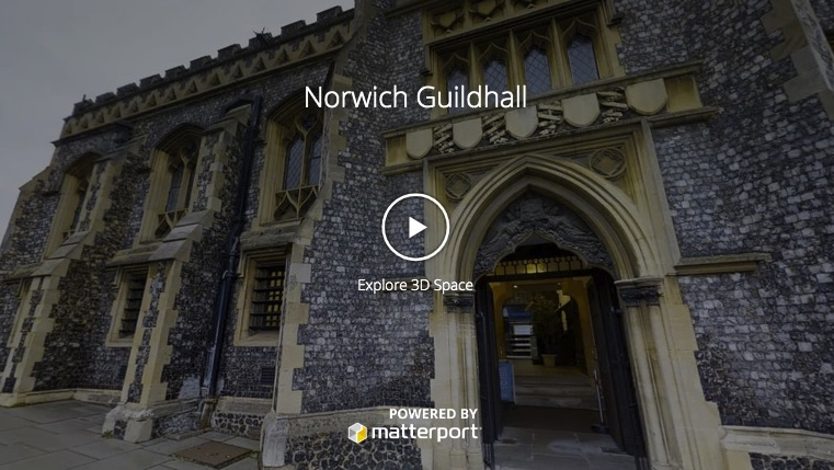 Norwich Guildhall Tour