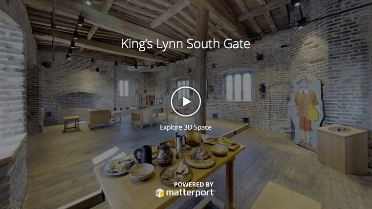 Kings Lynn South Gate Tour