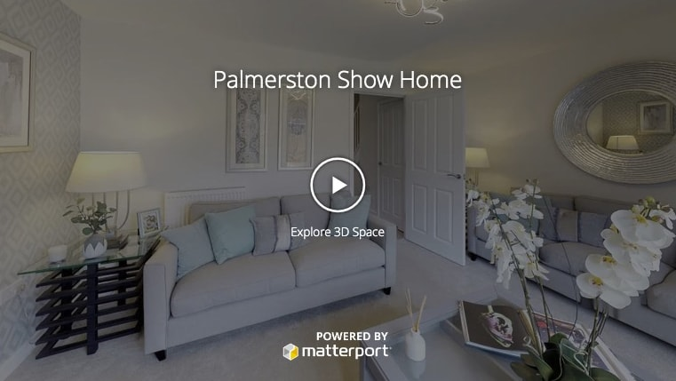 Palmerston Showhome tour