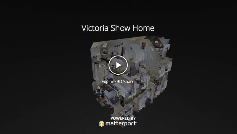 Victoria Showhome virtual 360