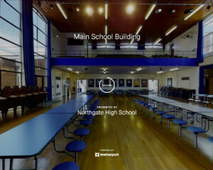 Northgate High School in Dereham