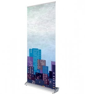 banner stand printing by GGS